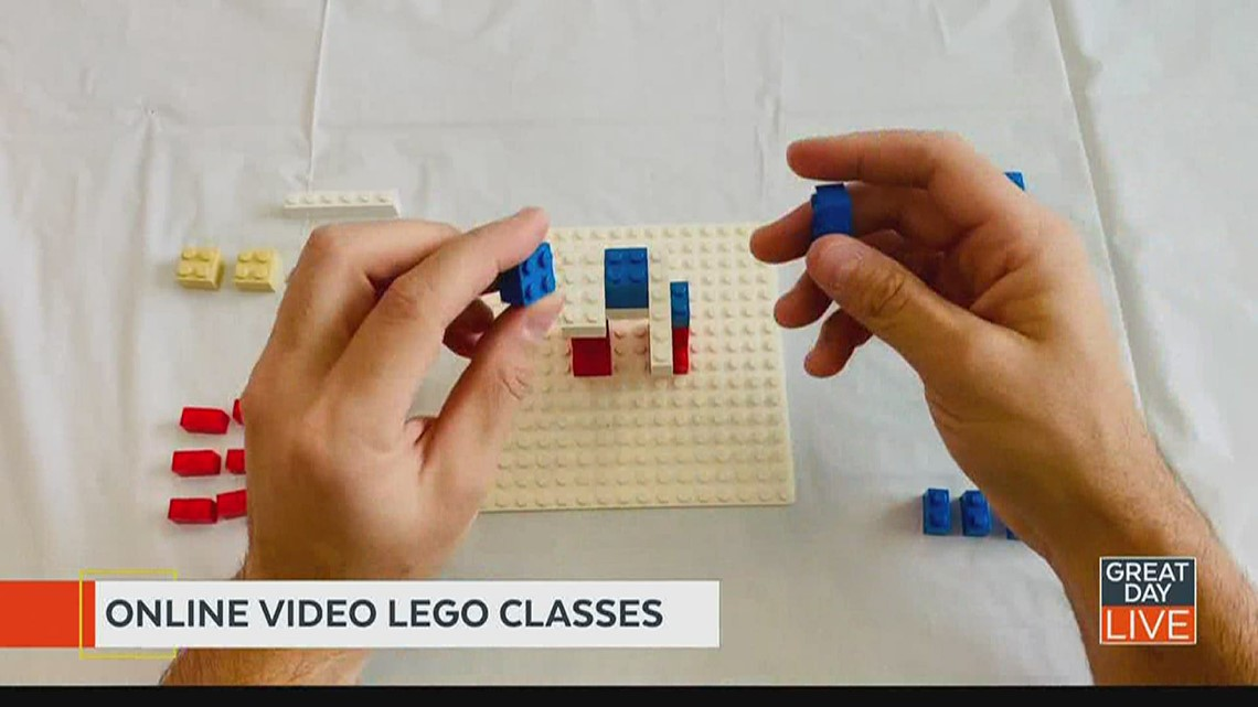 Online Video Lego Classes