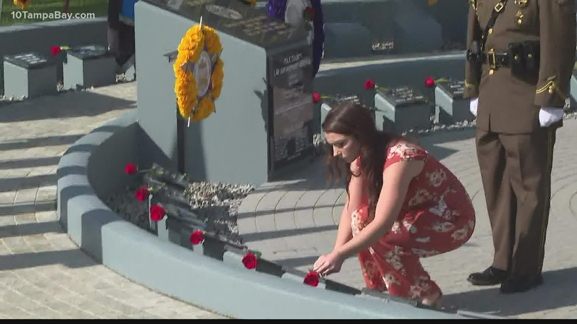 33rd Annual Polk County Peace Officers' Memorial Service honors those killed in line of duty
