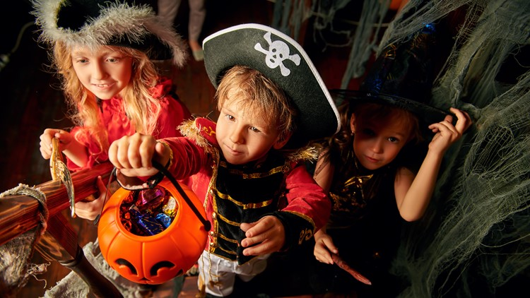What's the most popular Halloween candy in Florida?