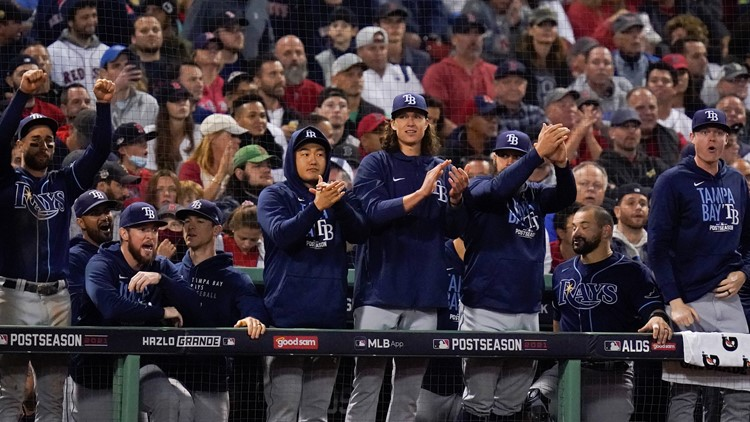 ALDS Game 4: Rays fighting to keep their season alive