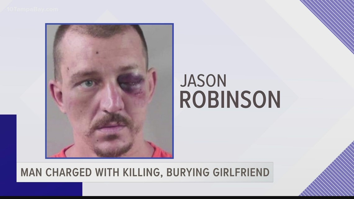 Sheriff: Lakeland man murdered girlfriend, buried her and called mom to confess what he did