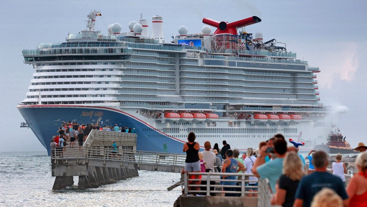 Carnival Cruises to resume sailing from Florida in July