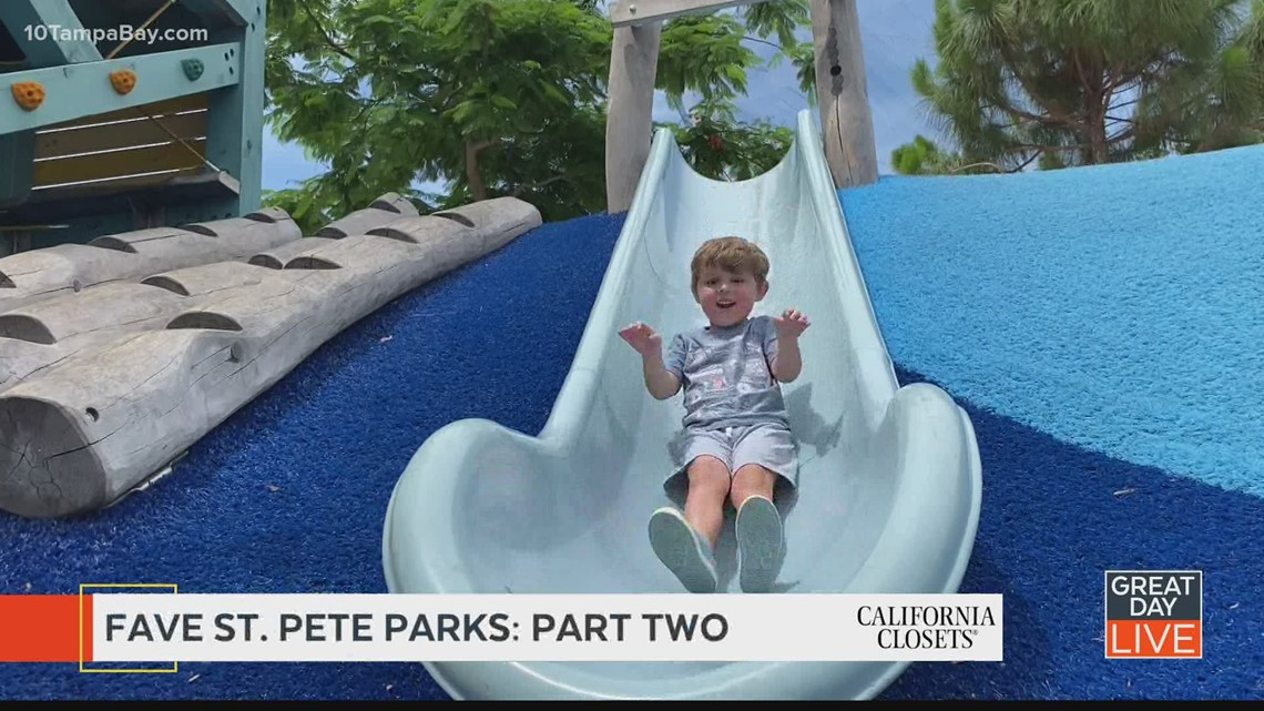 Host Help: Favorite St. Pete playgrounds, part two