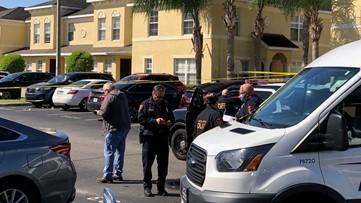 Lakeland officer shoots and kills man who shot woman, police say