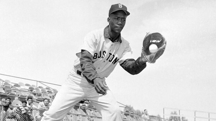 Pumpsie Green, 1st black player on Boston Red Sox, dies
