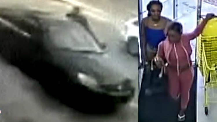 VIDEO: Dollar General worker dragged 20 feet by shoplifters' car, police say