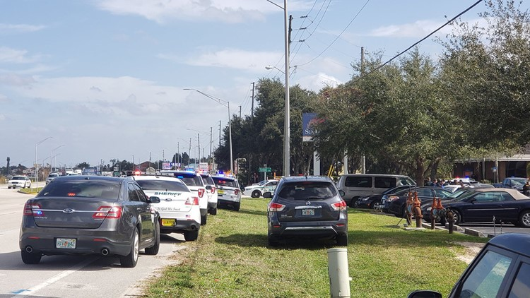 Multiple people hurt after a shooting at a bank in Sebring, officials say