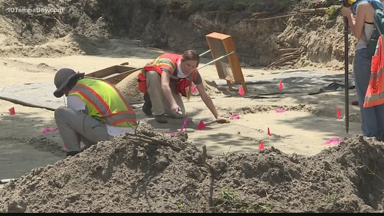 Whistleblower: Hundreds of graves missing from old Catholic cemetery in Tampa