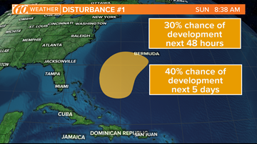 Tropical cyclone could develop this week