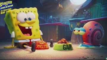 First trailer for 'The SpongeBob Movie: Sponge on the run' released