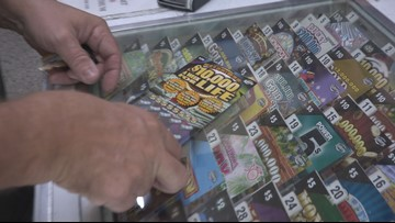 Would you buy a scratch-off ticket if you knew the top prize was gone?
