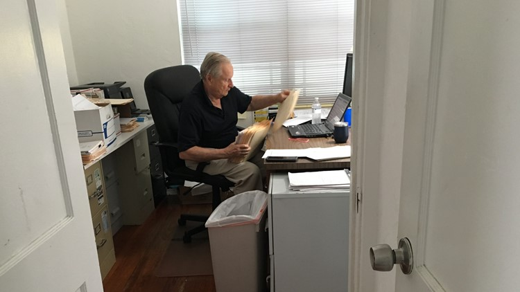 He started a genealogy website as a hobby. He helped police catch the Golden State Killer