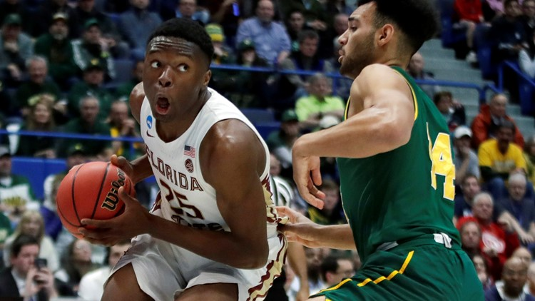 March Madness: Florida State outlasts hot-shooting Vermont