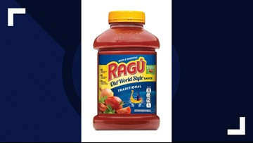 Ragú pasta sauce sold at Publix recalled for possible plastic pieces