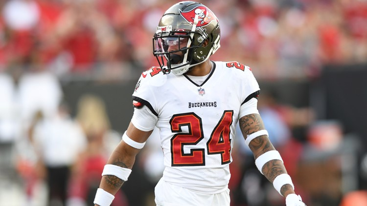 Carlton Davis III placed on Injured Reserve; Bucs roster down to 52