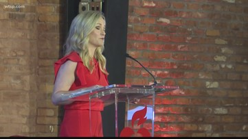 American Heart Association's Go Red Luncheon