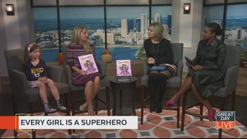 Teaching girls about their true superpowers