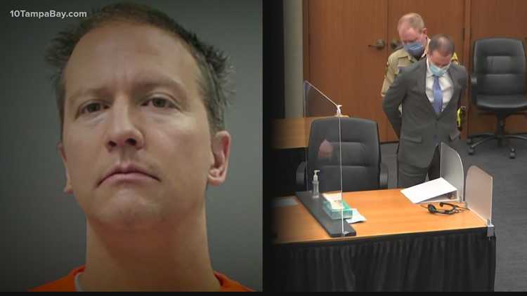 Here's what factors could influence Derek Chauvin's sentence