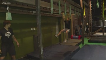 Jungle Gym in Pinellas Park to host ninja warrior competition