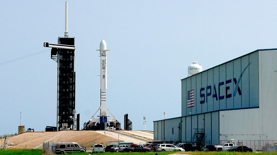 SpaceX set to launch next batch of Starlink satellites