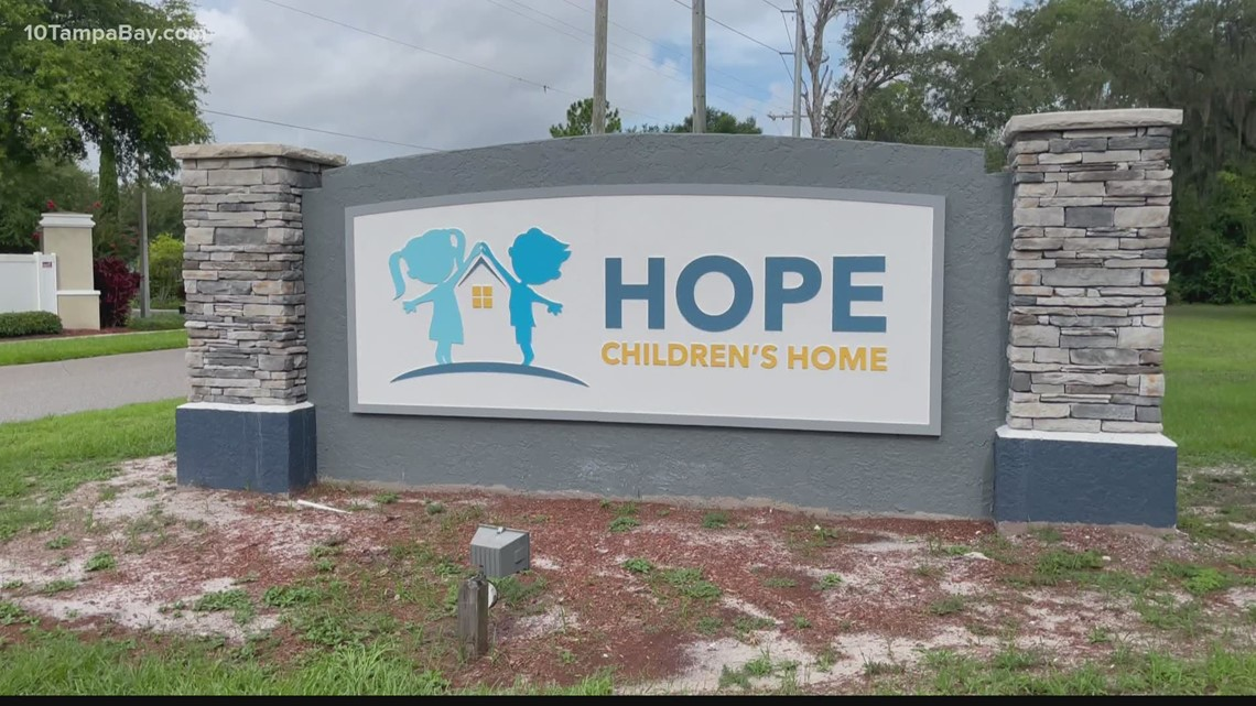Cleaning companies come together to help Tampa children's home