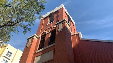 St. James Episcopal Church will become Tampa's African American history museum