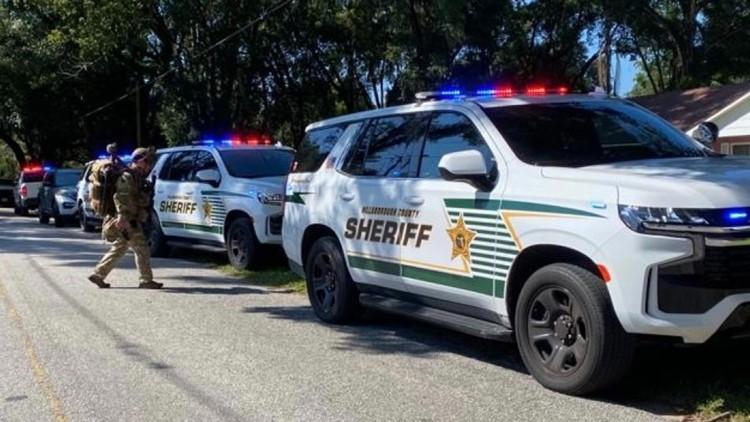 Deputy shot, hospitalized in barricade standoff in Brandon