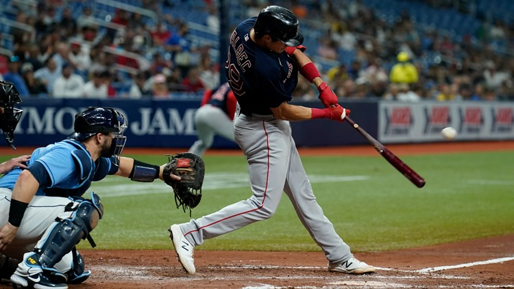 Rays get shut out in 4-0 loss to Red Sox
