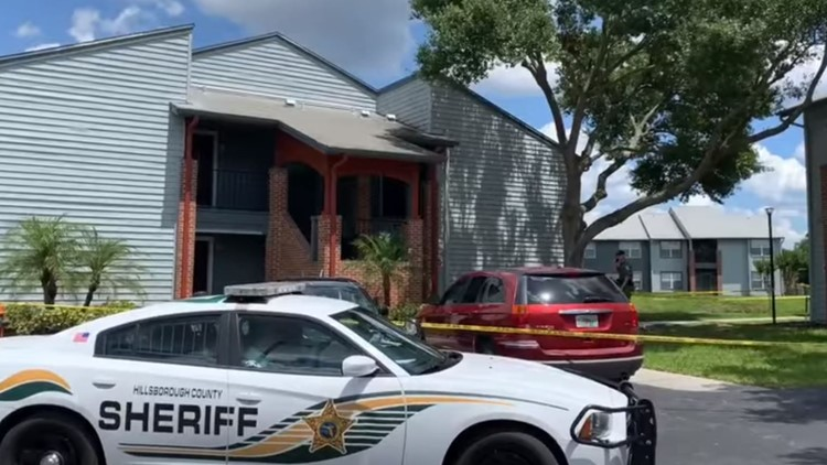 Mother of four found dead in apartment, father of child in custody, sheriff says