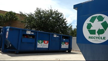 St. Pete temporarily stops curbside recycling, but not because of coronavirus