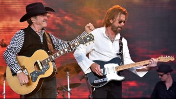 Brooks & Dunn are back together – and coming to Tampa!