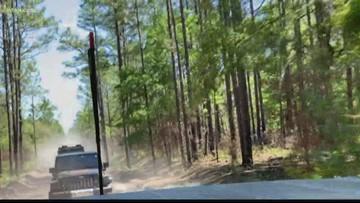 Sarasota Jeep Club goes off-roading