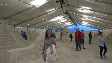 Sugar Sand Festival stands up to Friday's rough weather