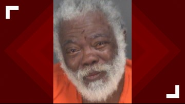 Man accused of beating woman with glass ashtray, as she fights back with crack pipe