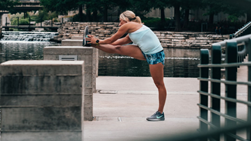 13 ways to workout outdoors during the coronavirus pandemic
