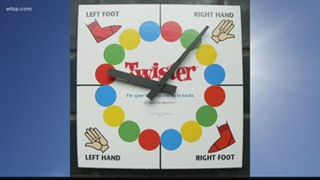 Twister was created 55 years ago
