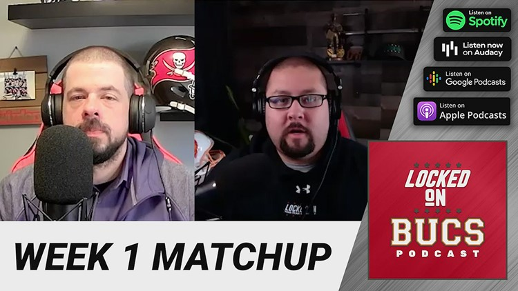 Locked On Bucs reaction: Bucs to host Cowboys for 2021 NFL season kickoff game