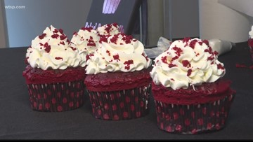 St. Petersburg arts studio to hold cupcake decorating contest