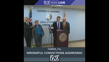 State attorney to announce new division that helps people who were wrongfully convicted