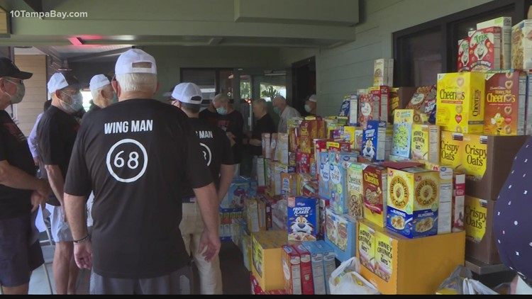 Cereal for Summer drive kicked into overdrive with two 800-box donations
