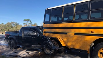 Troopers identify driver killed in Hernando County school bus crash