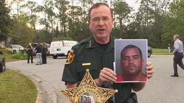 SWAT team shoots and kills accused killer who pointed gun during standoff, Polk Sheriff says