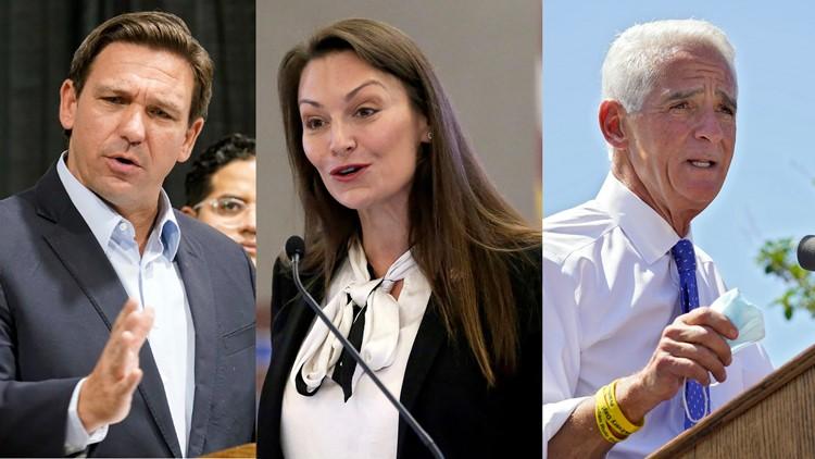 DeSantis leads Crist, Fried in recent polls for Florida governor