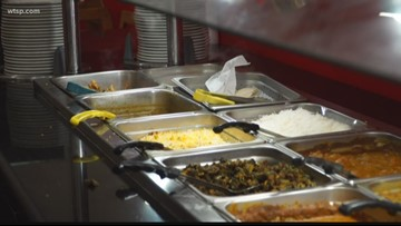 Restaurant Red Alert: Indian buffet in Tampa shut down with 27 health violations