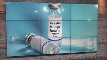 Measles cases climb to highest level in 25 years | 10News WTSP