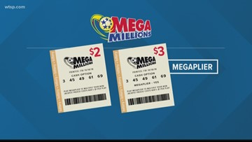 $1.6 billion Mega Millions jackpot up for grabs