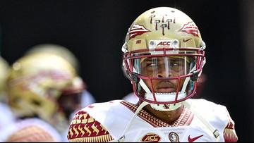 Florida State quarterback Deondre Francois dismissed from team after domestic violence allegation