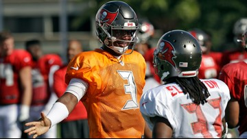 What to watch for during Tampa Bay Buccaneers' first preseason game