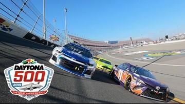 Win tickets to the Daytona 500!