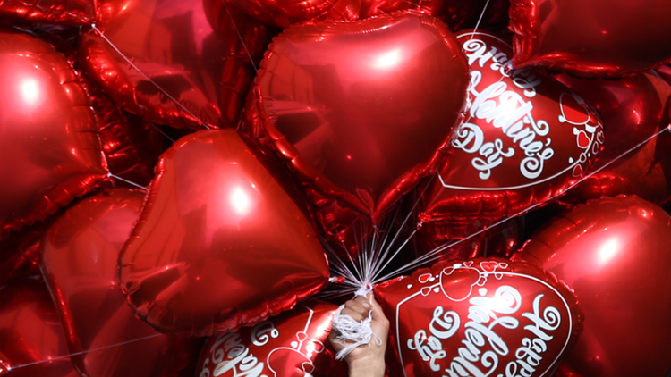 You're less likely to get divorced on Valentine's Day